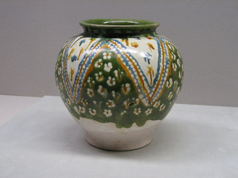 Tang Dynasty Pottery from Tang dynasty
